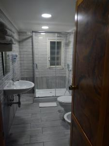 Bagno di Hotel Luna Rossa