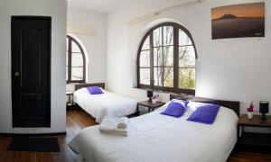 Un ou plusieurs lits dans un hébergement de l'établissement Tinka