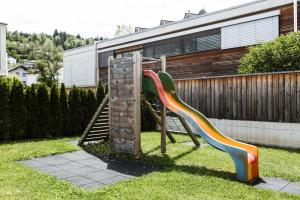 Ein Kinderspielbereich in der Unterkunft Hotel Kapeller Innsbruck