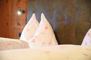Cama o camas de una habitación en Hanslerhof