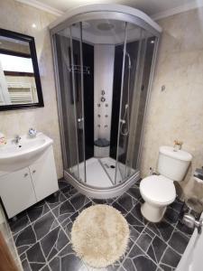 Um banheiro em SHEUEN PATAGONIA