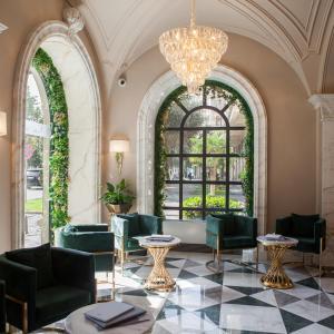 منطقة جلوس في Promenade Hotel Baku