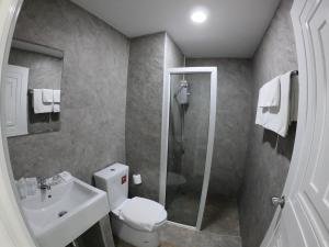 ห้องน้ำของ Piccolo House