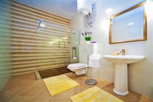 A bathroom at Villa Gorica a luxury villa in Dubrovnik
