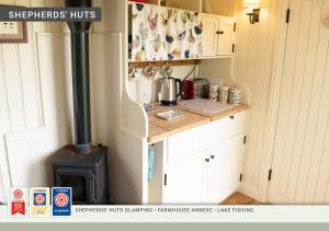 A kitchen or kitchenette at Morndyke