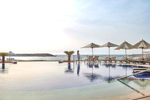The swimming pool at or near Four Seasons Hotel Alexandria At San Stefano