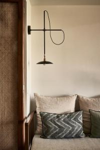 Гостиная зона в Cretan Malia Park a Member of Design Hotels