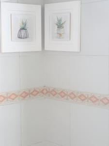 A bathroom at Le Rondini