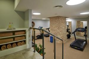 The fitness center and/or fitness facilities at Palace Elisabeth, Hvar Heritage Hotel
