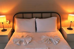 Un ou plusieurs lits dans un hébergement de l'établissement Archeo