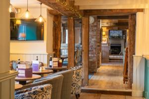 A restaurant or other place to eat at Cross Keys By Greene King Inns