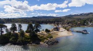 A bird's-eye view of La Patagonia Secreta