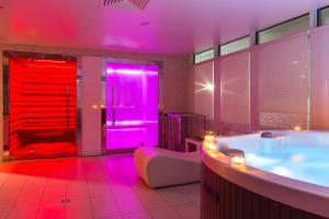 Spa and/or other wellness facilities at Sea Galaxy Hotel Congress & Spa
