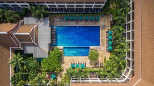 A bird's-eye view of Deevana Patong Resort & Spa - SHA Plus