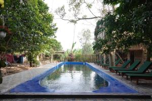 The swimming pool at or near Nguyen Shack - Mekong Can Tho