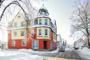 Pytloun Design Hotel зимой