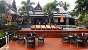 Bassein majutusasutuses Saifon Villas 5 Bedroom Pool Villa - Whole villa priced by bedrooms occupied või selle lähedal