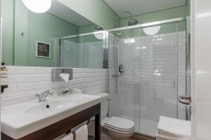 A bathroom at Pestana Churchill Bay
