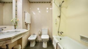 Uma casa de banho em Pousada de Marvao