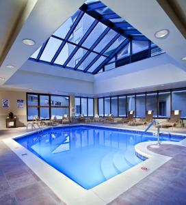The swimming pool at or near Elevation Hotel & Spa