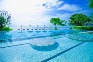 The swimming pool at or near Baba Beach Club Hua Hin Luxury Pool Villa by Sri panwa