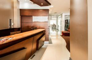 The lobby or reception area at Blank Hotel Recoleta