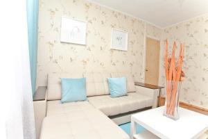 Гостиная зона в Сервисные Апартаменты на Белорусской