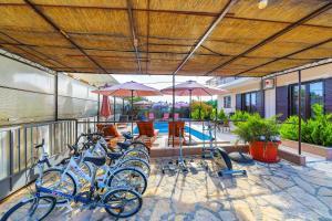 Restaurace v ubytování Villa Marica