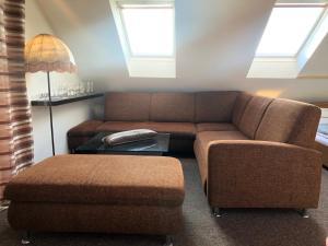 Posedenie v ubytovaní NRC Apartments