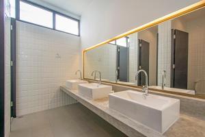 Salle de bains dans l'établissement Lost inn BKK