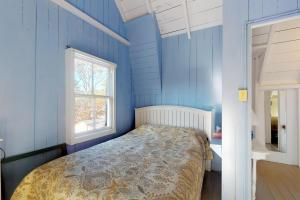 A bed or beds in a room at Brunswick Plain