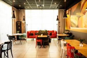 Εστιατόριο ή άλλο μέρος για φαγητό στο Ibis Poznan Stare Miasto