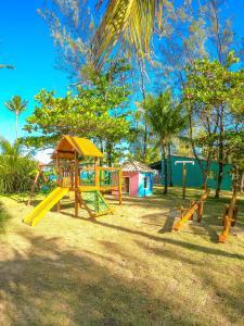 Parquinho infantil em Pousada Xalés de Maracaípe