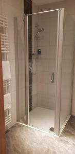 A bathroom at Gasthaus Pension Hörner