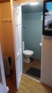 A bathroom at Bridge Farm Guesthouse