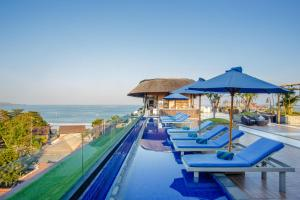The swimming pool at or near Jimbaran Bay Beach Resort and Spa by Prabhu