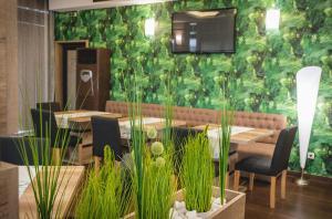 Ресторант или друго място за хранене в Семеен Хотел Естило