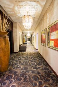 Hall o reception di Premier Hotel O.R. Tambo