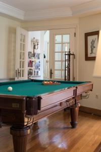 A pool table at The Charm of Cascais