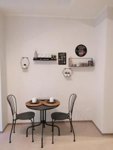 Dining area in the bed & breakfast