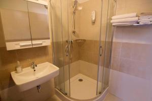Kúpeľňa v ubytovaní Apartmány Malý Princ