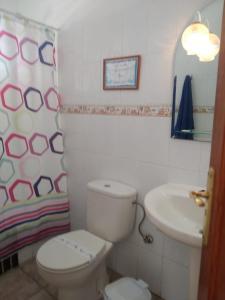 Un baño de Casitas Rosheli