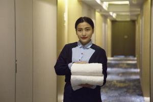 Holiday Inn Express - Xiamen City Center, an IHG Hotelのスタッフ