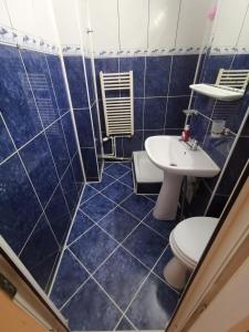 A bathroom at Confortable Cozy Apt