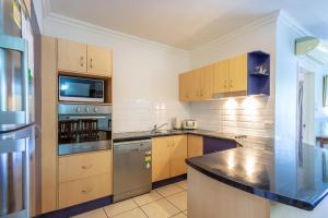 A kitchen or kitchenette at Casa Bohemia