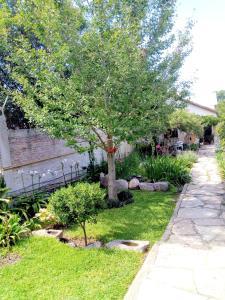 Un jardín fuera de B&B Garden Atelier