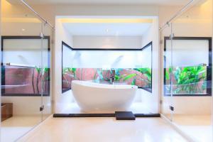 ห้องน้ำของ A-Star Phulare Valley, Chiang Rai
