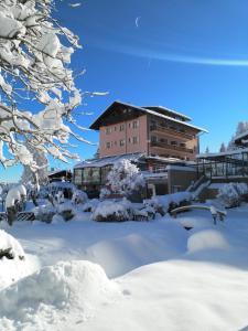 Hotel Cresta зимой