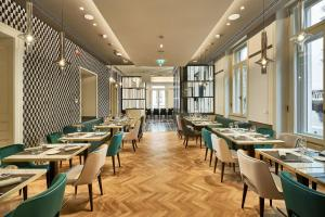 A restaurant or other place to eat at DoubleTree By Hilton Trieste
