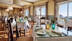 Majoituspaikan Pousada de Sagres ravintola tai vastaava paikka